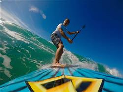 John Este verified customer review of Torpedo Surf Carbon Paddle Board 8'5