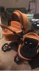 Jaime verified customer review of 3 in 1  Baby Stroller 2017 travel system and Bassinet Combo