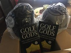 Andy R. verified customer review of Golf Gods - Titties Grey Trucker Golf Gods SnapBack