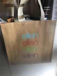 Jacqui T. verified customer review of ellen Show grocery tote