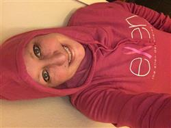 ellen Show Breast Cancer Awareness Hoodie