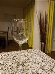 Steven M. verified customer review of Wine Glass
