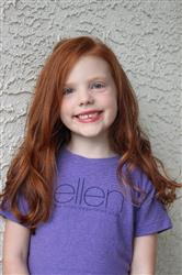 ellen Show Purple Kids Tee