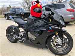 Antonio G. verified customer review of Motorcycle Helmet Cover - Red