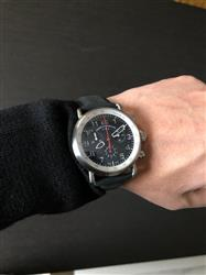 Saxon W. verified customer review of AGL Black Dial Chrono Quartz