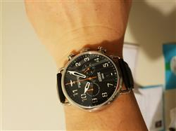 Anonymous verified customer review of Airborne  Black Dial
