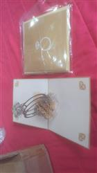Priyanka Mittal verified customer review of Handmade 3D Pop-up Diamond Ring Greeting Card