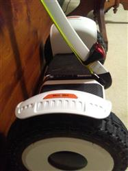 Anonymous verified customer review of More4Mini Fender for Off Road and Hybrid tires for Segway miniPRO