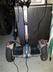Scott W. verified customer review of More4Mini Fender for Off Road and Hybrid tires for Segway miniPRO