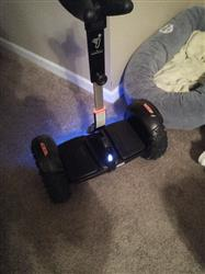 Marcus G. verified customer review of Segway miniPRO Base with Original Control Board