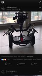 Anonymous verified customer review of More4Mini Frame for Segway miniPRO - Scout