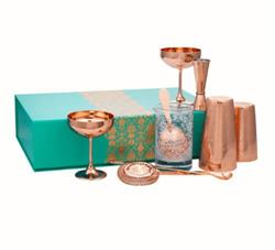 Kristi O. verified customer review of Deluxe Martini Gift Set