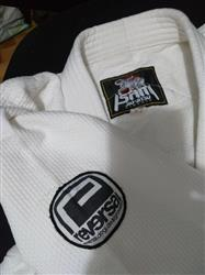 Kenneth P. verified customer review of Isami BJJ Gi Jacket