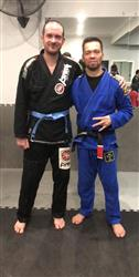 Steven T. verified customer review of Isami Tora Double Weave BJJ Gi