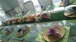 Allison T. verified customer review of 12x108 Artificial Grass Table Runner
