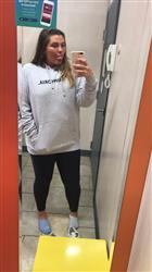 Kelly C. verified customer review of Euphoria Hoodie