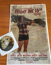 Ashley W. verified customer review of Friday The 13th: Legacy • Signed 11x17 Poster + FREE DVD!
