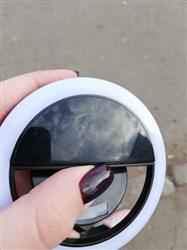 Oliver Hammes verified customer review of Rechargeable Selfie Ring Light