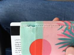 Memphis (Elastic Card Holder)