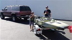 Larry L verified customer review of Hobie Mirage Pro Angler 14 Kayak - 2017