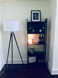 Thana T. verified customer review of Celeste Tripod Floor Lamp