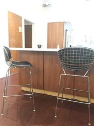 lauren l. verified customer review of Bertoia Style Wire Counter Height Chair