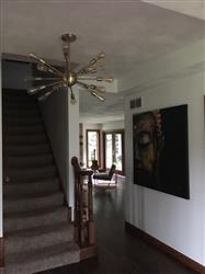 Daniele L. verified customer review of Sputnik Style Chandelier