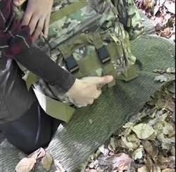 JeDiCas verified customer review of 50L Tactical Backpack Multifunction Camouflage - 3 Detachable molle Include | Mountain Roar - MRD