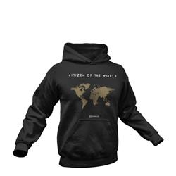 Youssouf I. verified customer review of CITIZEN OF THE WORLD HOODIE