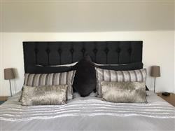 Emma C. verified customer review of Tamar Mix and Match Upholstered Headboard