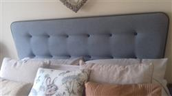 Julie L. verified customer review of Manhattan Mix and Match Upholstered Headboard