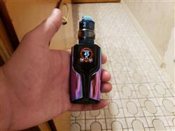 Jason G verified customer review of Wotofo x Rig Mod Flux 200W Starter Kit