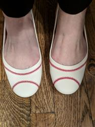 Taylor B. verified customer review of Grand Slam Flat