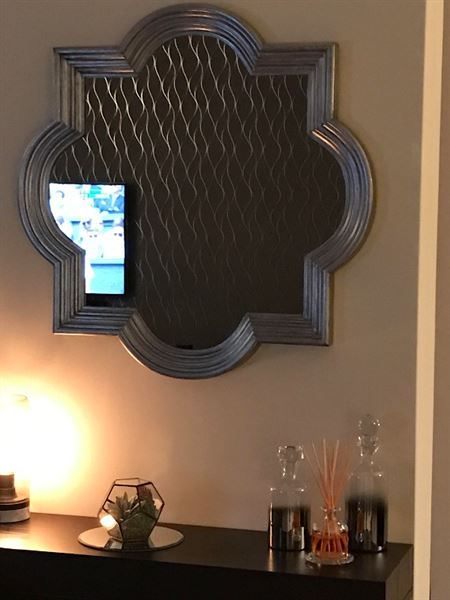Jade M. verified customer review of Marrakech Silver Wall Mirror CL