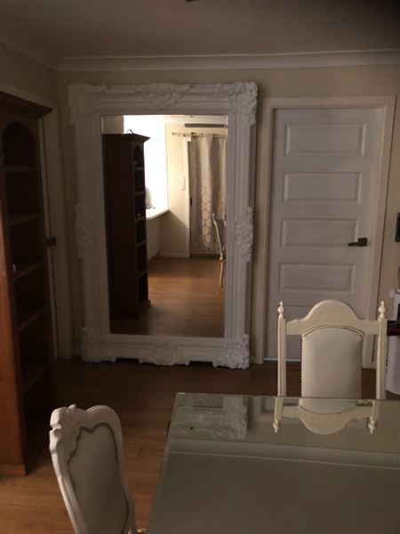 gaynor t. verified customer review of Leonora Ornate Large Floor Mirror