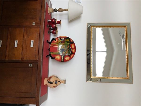 Helen L. verified customer review of Bethany Gold Large Wall Mirror