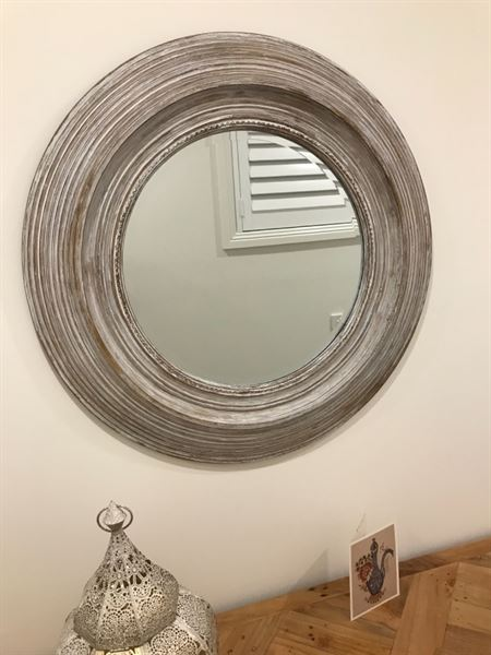 Christine H. verified customer review of Sara Round Wall Mirror AL- OF17501