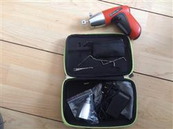 michael f. verified customer review of KLOM Electric Pick Gun PLUS with Carry Case + Tools