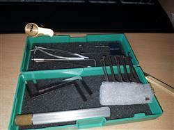 Simon W. verified customer review of Complete Dimple Lock Pick Set - For picking Dimple Locks