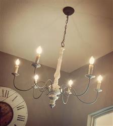 Heather verified customer review of Shabby Chic French-Country Chandeliers