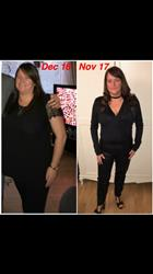 ZOE L. verified customer review of Weight Loss Bundle