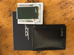 Ryan S. verified customer review of Real Flexible Carbon Fiber Tri-Fold Wallet