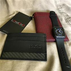 Apple Watch Real Carbon Fiber Case