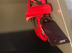 Anonymous verified customer review of Red Carbon Fiber Money Clip