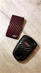 Mohameed I. verified customer review of Red Carbon Fiber Money Clip