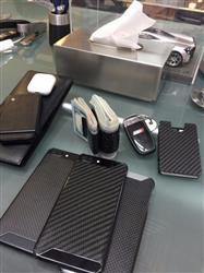 Big Baller Carbon Fiber Money Clip