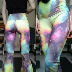 Caitlyn S. verified customer review of Bella Luna Pant - Prints
