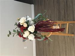 Emily verified customer review of Burgundy Preserved and Dyed Princess Pine - 3 oz Bunch