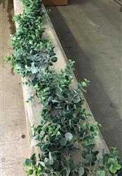 Anonymous verified customer review of Artificial Eucalyptus Garland - 8' Long