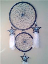 Sharon S verified customer review of 5 Ring dream catchers
